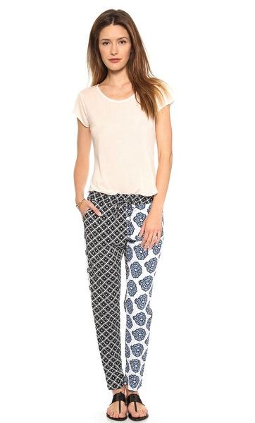 Tiger Lily pants - pajama style pants