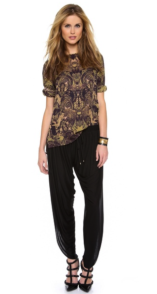 Haute Hippie pants