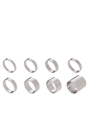Asos rings