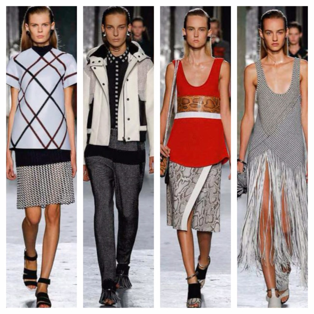 Proenza Schouler s/s 2015 - 2015 spring fashion trends