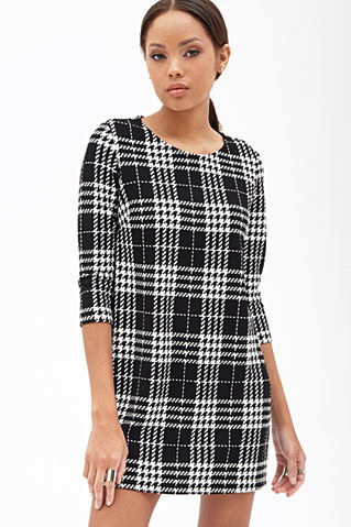 Forever 21 dress - fall fashion finds