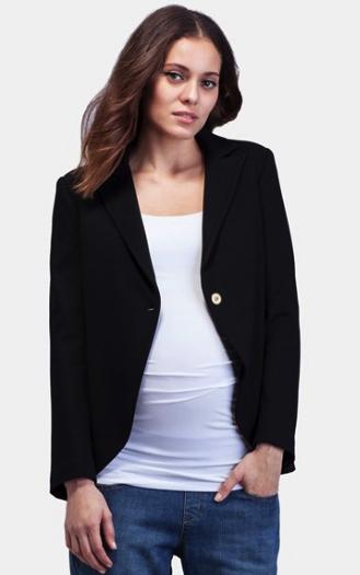 Isabella Oliver maternity blazer