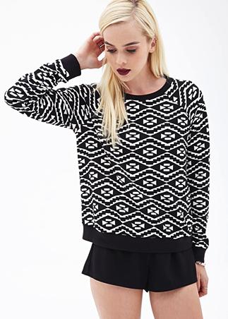Forever 21 sweatshirt - sexy sweatshirts