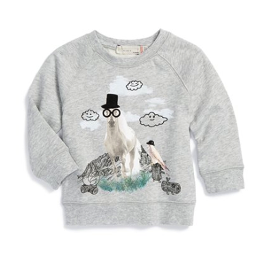 Stella McCartney Kids sweatshirt