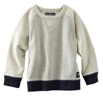 OshKosh B'gosh sweatshirt