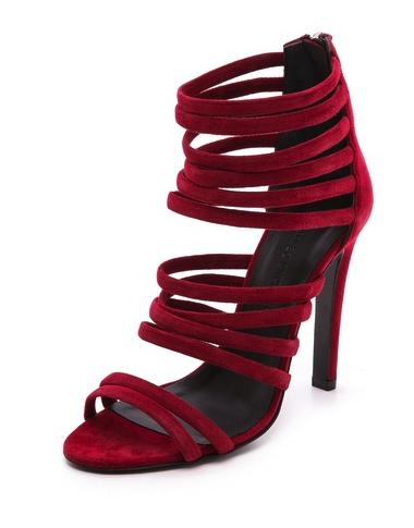 Charline de Luca sandals