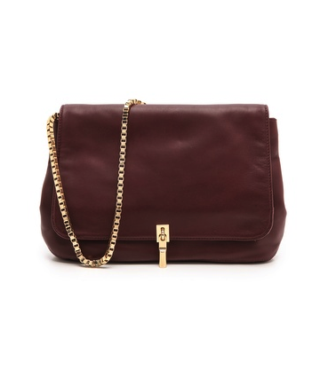 Elizabeth and James bag - red accessories