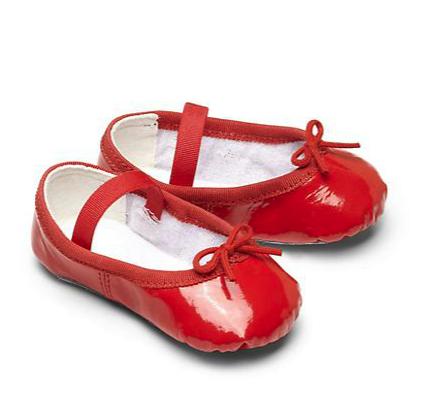 Bloch infant ballet flats