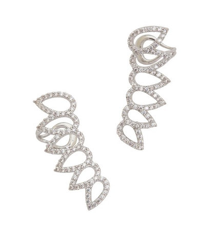 Noir Jewelry ear cuffs