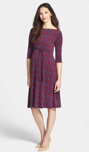 Leota maternity dress