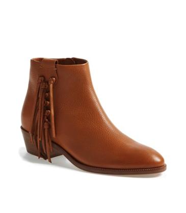Valentino fringe boots