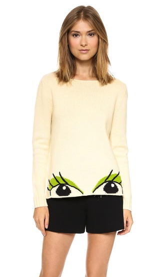 Moschino cheap and chic sweater