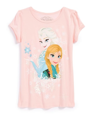 Mighty Fine Frozen tee