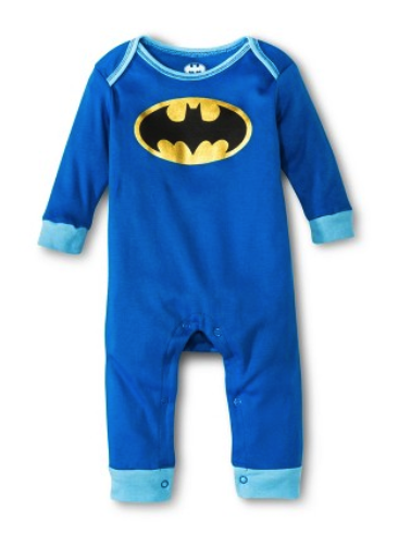 Batman coverall