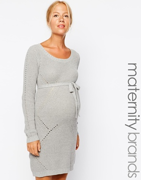 Mamalicious sweater dress