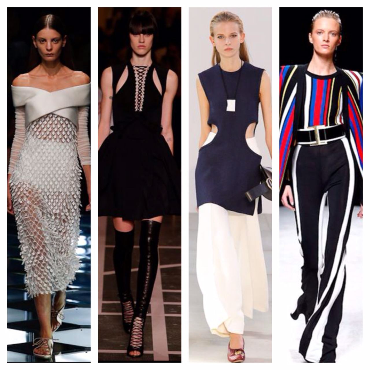 MOMMA KNOWS... spring 2015 fashion trends (europe has ...