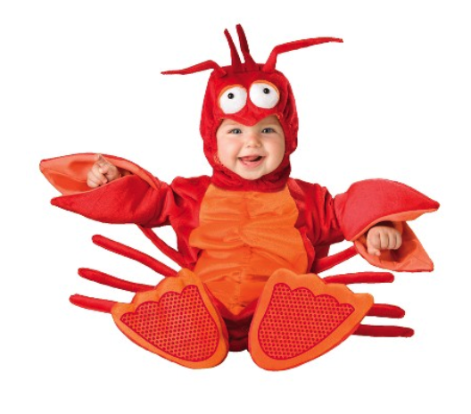 Lobster costume - halloween costumes