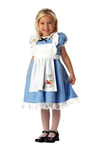 Alice in Wonderland costume $18.99