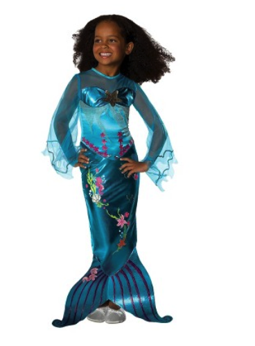 Mermaid costume - halloween costumes