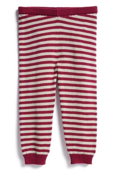 Peek knit leggings