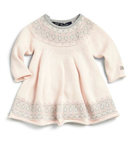 Lili Gaufrette sweaterdress