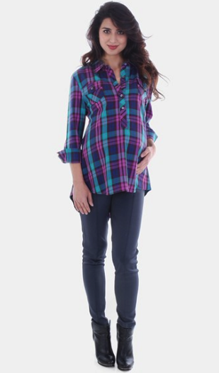 Everly Grey maternity shirt