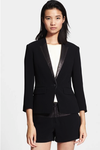 Rag & Bone blazer - little black blazer