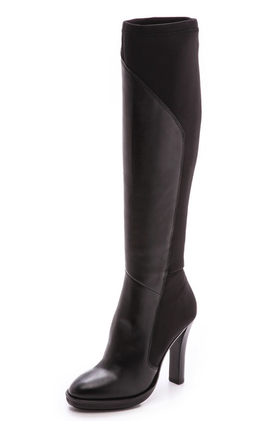 DKNY boots - knee high boots