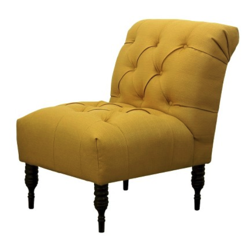 Vaughn tufted chair