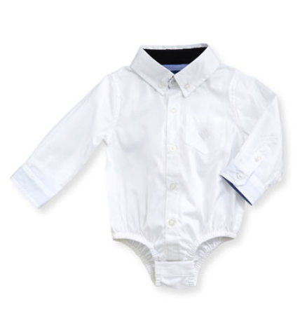 Andy & Evan shirtzie bodysuit