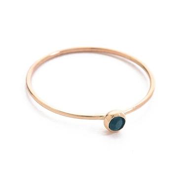 Blanca Monros Gomez sapphire ring