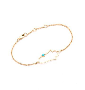 Jennifer Zeuner bracelet