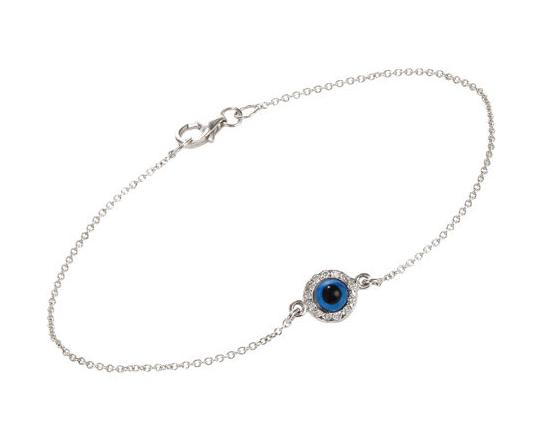 Ileana Makri evil eye bracelet