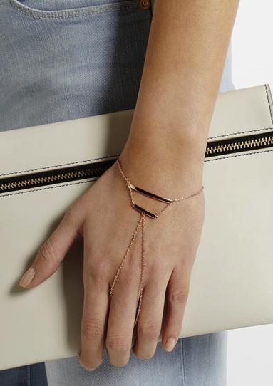 Maria Black finger bracelet