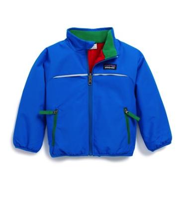Patagonia reversible jacket