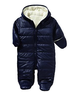 Old Navy snowsuit