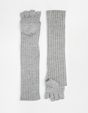 Asos convertible gloves