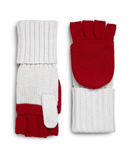 Hunter convertible gloves