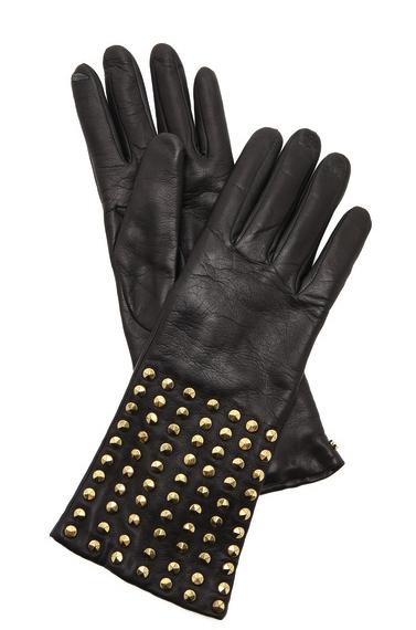 Diane von Furstenberg gloves
