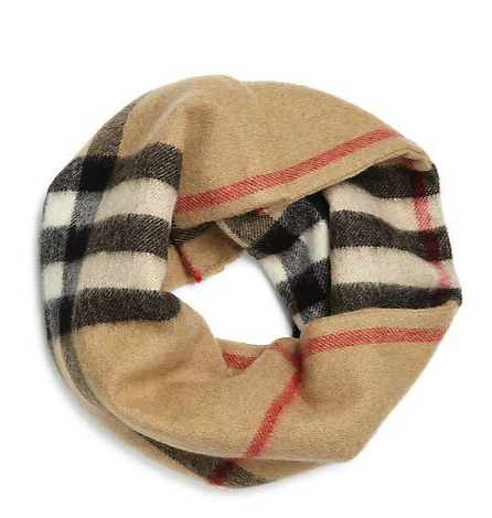 Burberry Kids snood
