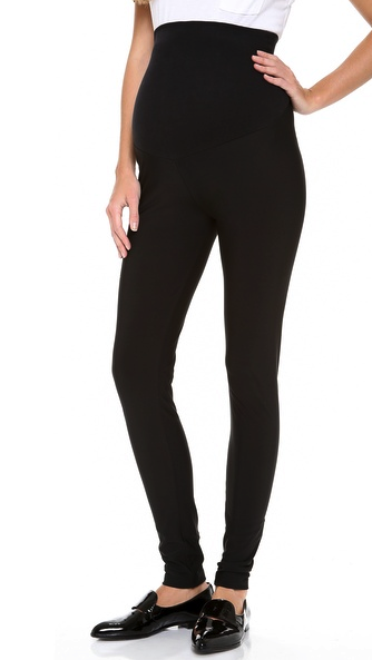 Push maternity leggings