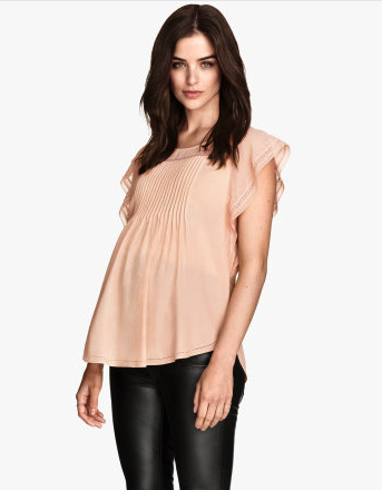 H&M maternity blouse