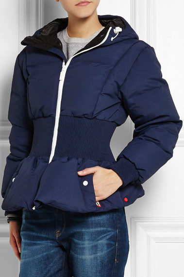 Hunter puffer jacket