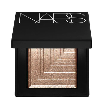 Nars dual intensity eye shadow in metallic champagne