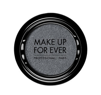Makeup Forever eyeshadow in ME116 silver metallic