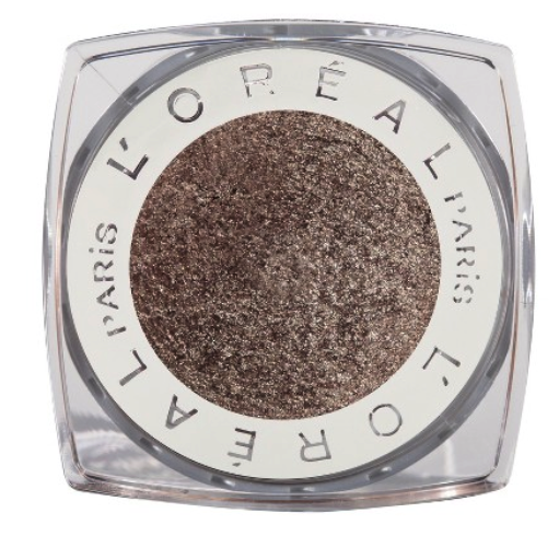 L'Oreal infallible eyeshadow in bronze taupe