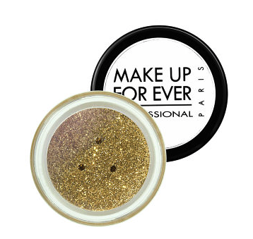 Makeup Forever glitter (comes in various shades)