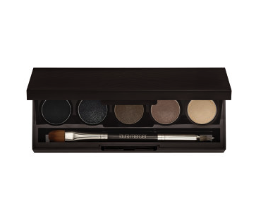 Laura Mercier smokey sued eye color palette