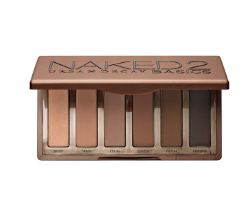 Urban Decay Naked 2 basics shadow kit