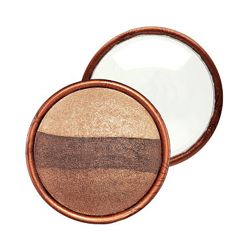 Stila eyeshadow trio in bronze glow